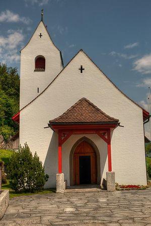 Chapel St. Jost, Ennetbürgen