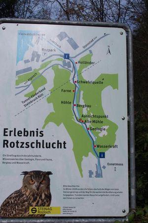 Rotz Gorge - Stans - Ennetmoos