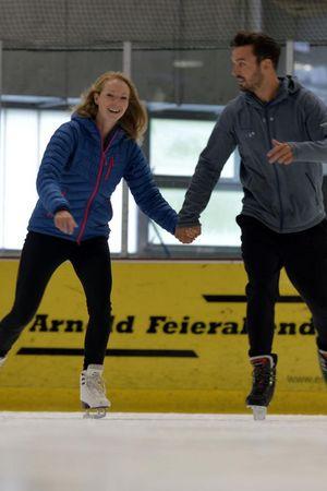Ice rink Sporting Park Engelberg