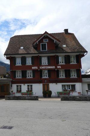 Gasthaus Schützenhaus Wil, Oberdorf