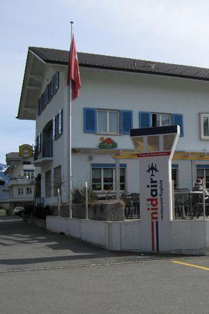 Nidair - Restaurant Flugfeld, Ennetbürgen