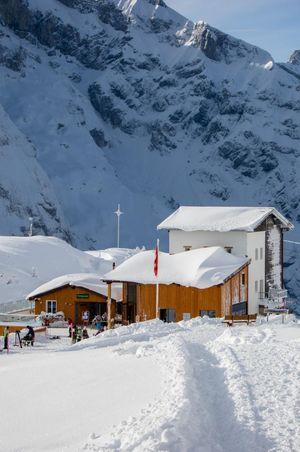 Bergrestaurant Fürenalp, Engelberg