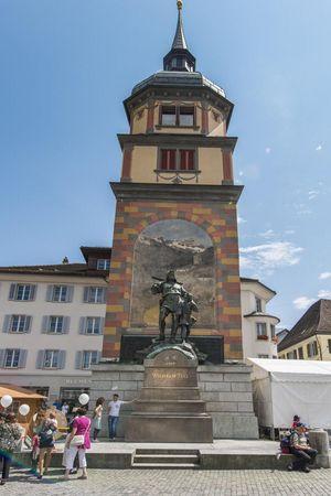 Hiking: Tell-Trail Luzern - Sörenberg (7 days), from CHF 1035.-