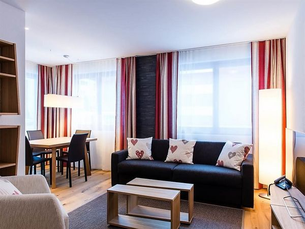 Holiday apartment TITLIS Resort Wohnung 102