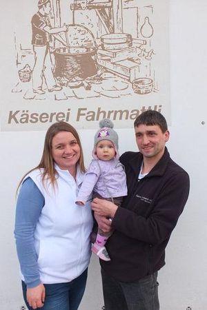 Käserei Fahrmattli, Oberdorf