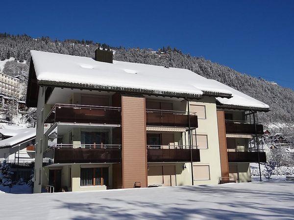 Holiday apartment Blumenweg 8