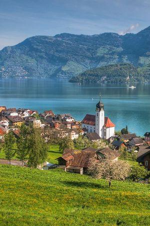 Velo: Alpenpanorama-Route, 3 Tage ab CHF 415.-