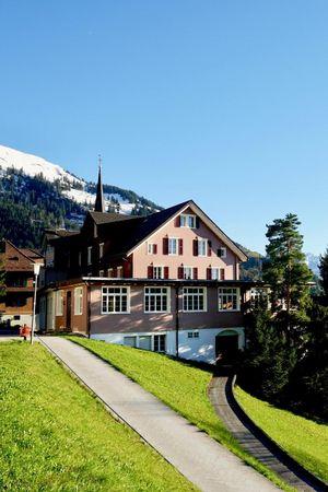 Pilgerhaus Maria-Rickenbach