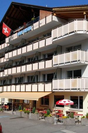 Hotel Crystal Engelberg AG
