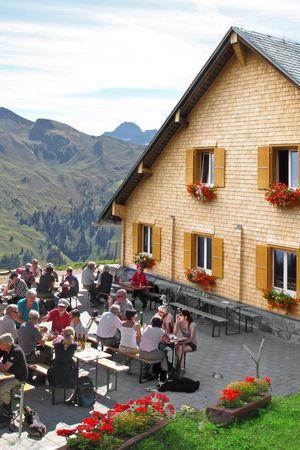 Alpkäserei Musenalp