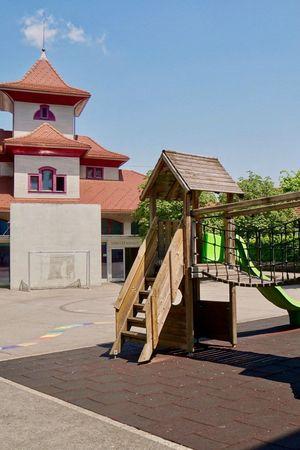 Playground Schulzentrum Tellenmatt (school), Stans
