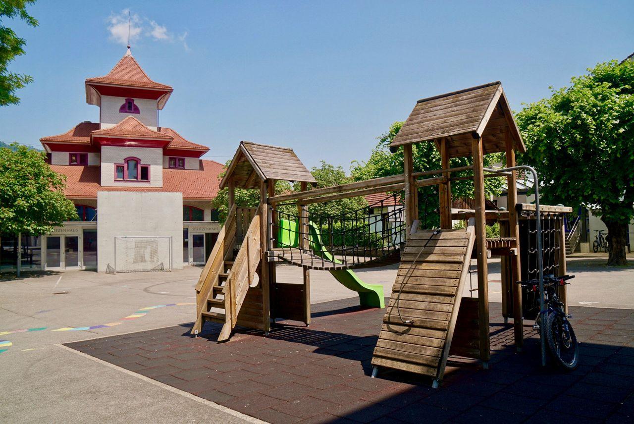 Spielplatz Schulzentrum Tellenmatt, Stans