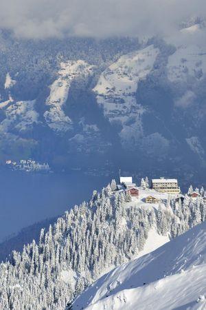 Übernachtung im Berggasthaus KlewenStube 1600