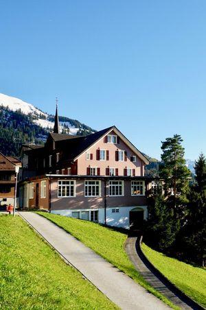 Pilgerhaus Maria Rickenbach