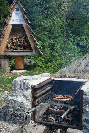 Feuerstelle Alpboden, Wolfenschiessen