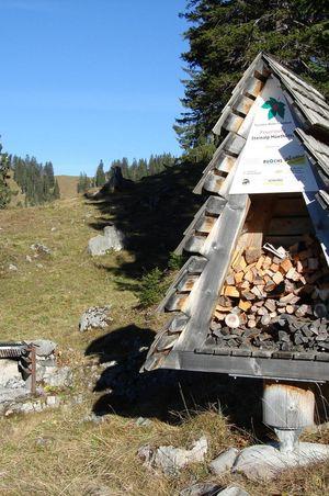 Niederrickenbach Hüethütte