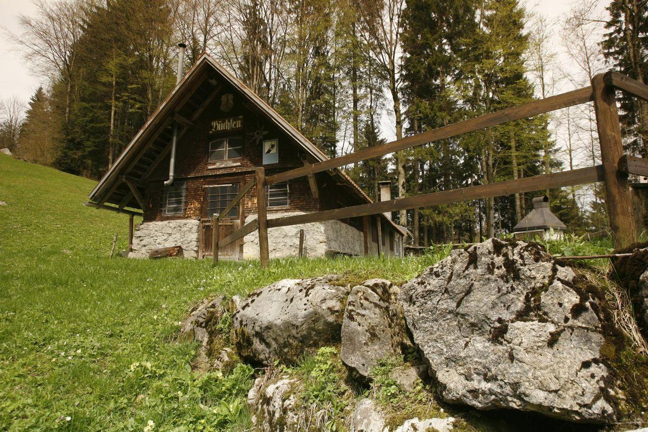 Hergiswil Büchsenhütte