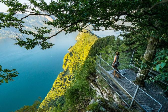 Bürgenstock Cliff Path