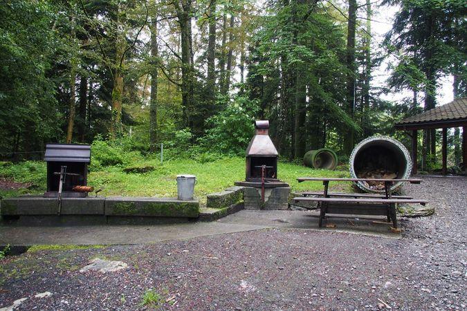 Honegg barbecue spot, Ennetbürgen