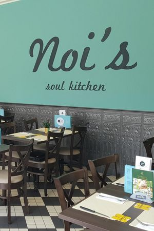 Noi's soul kitchen, Stans