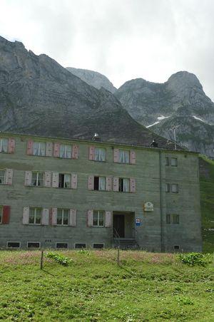 Berggasthaus Urnerstaffel, Bannalp