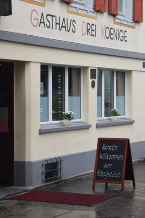 Restaurant Melachere, Stans