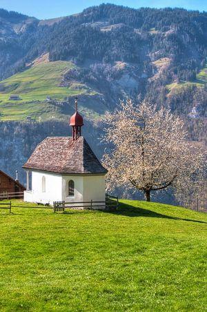 Kirchen, Wallfahrt & Mystik