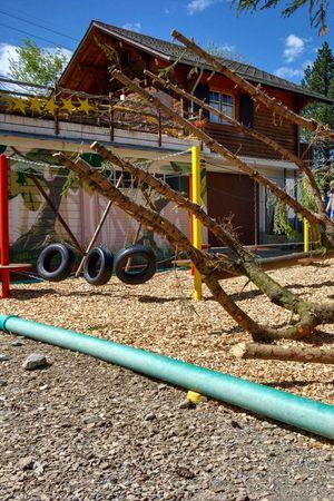 Spielplatz Bergstation Wirzweli