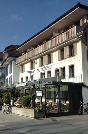 Hotel Restaurant Rössli, Stansstad