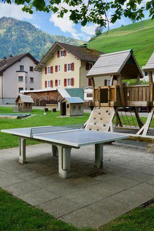 Spielplatz Bahnhof, Dallenwil