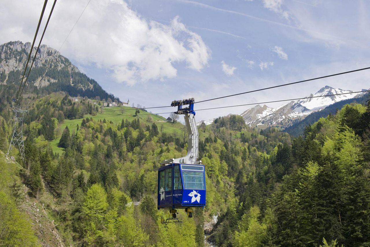 Fahrplan Bergbahnen