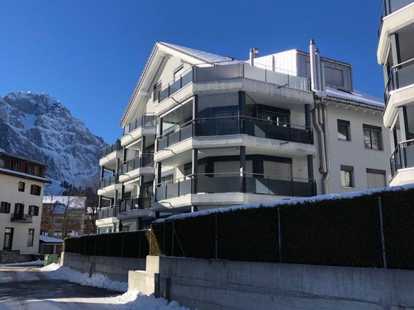 Holiday apartment Margritenweg 2D