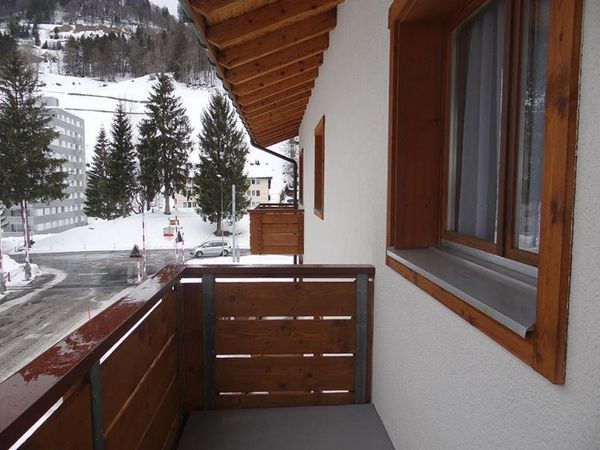 Holiday apartment Alpenstrasse 1