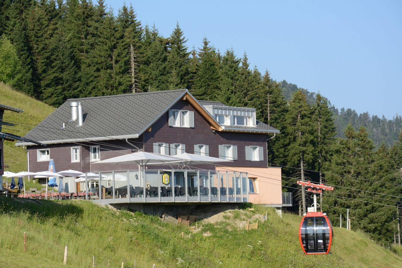 Restaurant Gummenalp, Dallenwil