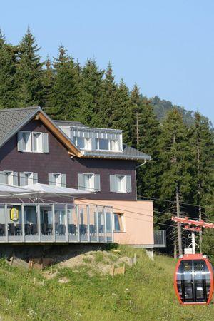 Mountain guesthouse Gummenalp, Wiesenberg