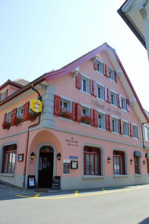 Pension Heimat / Restaurant Hirschen Buochs