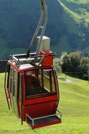 Cable car Wolfenschiessen - Diegisbalm