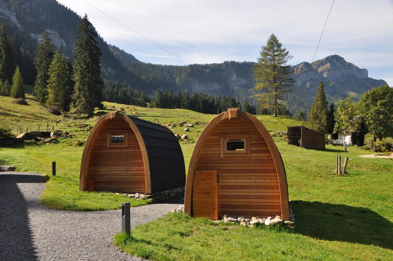 Alp Unterlauelen, Eigenthal