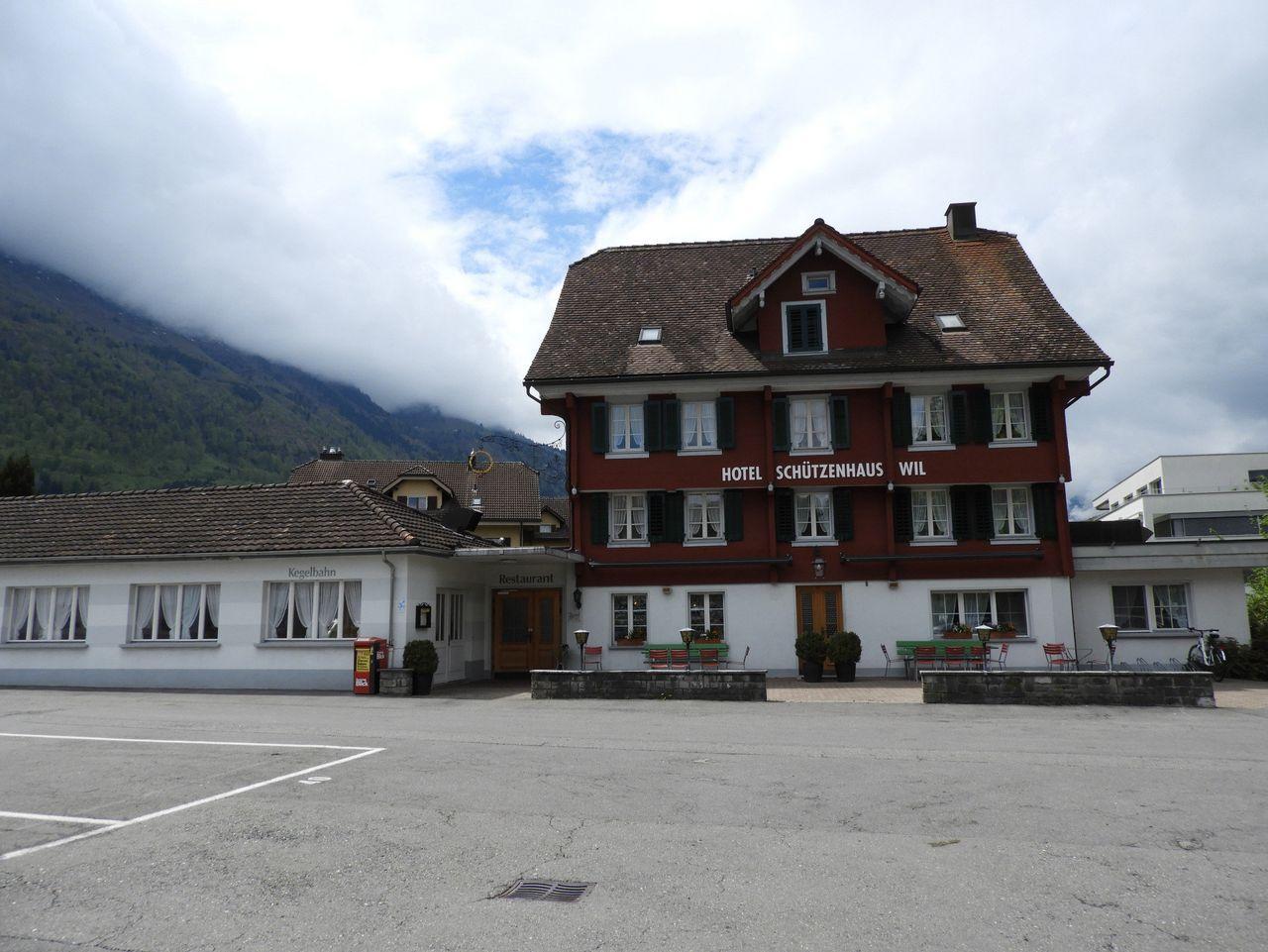 Gasthof Schützenhaus Wil, Oberdorf