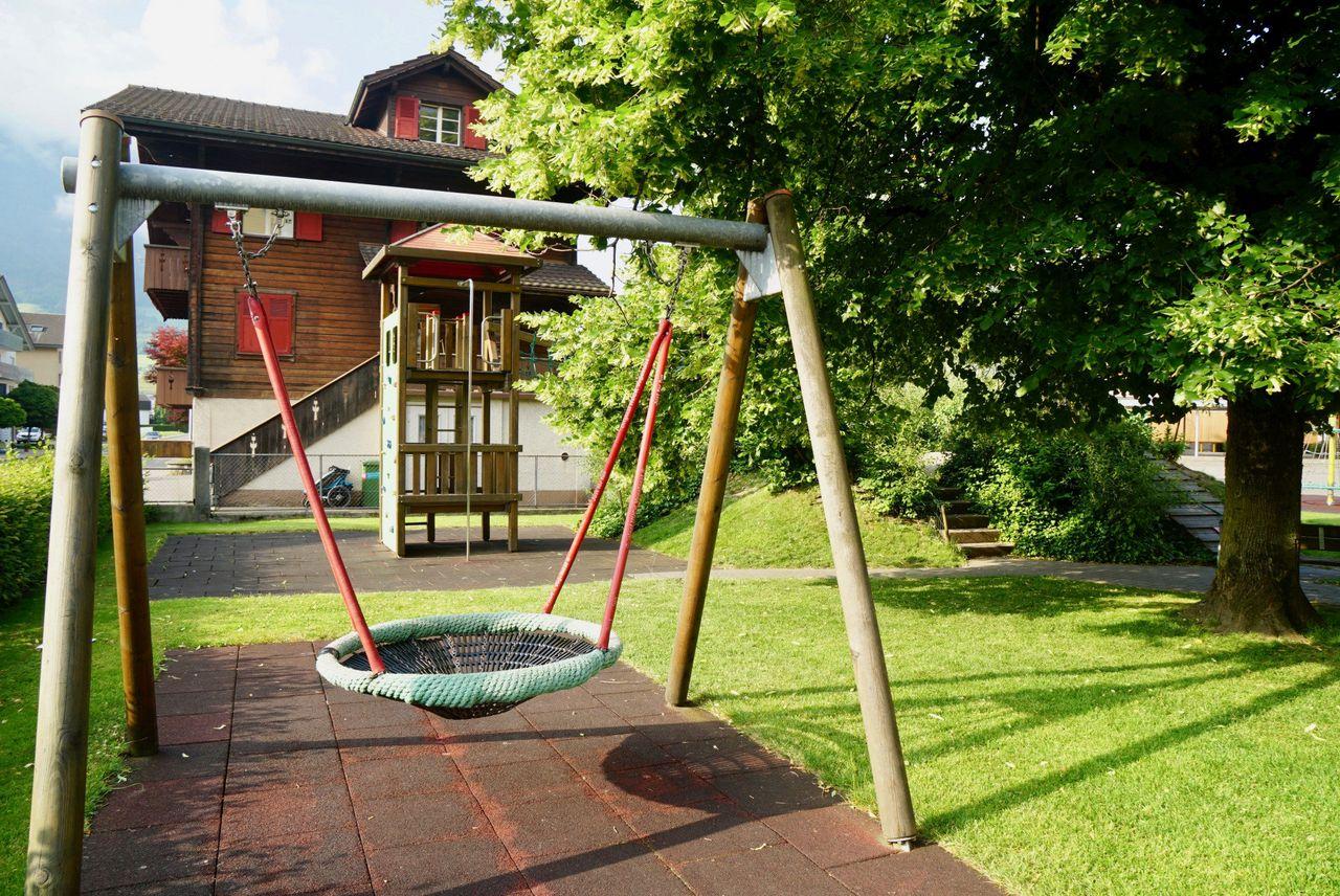 Spielplatz Kindergarten, Ennetbürgen