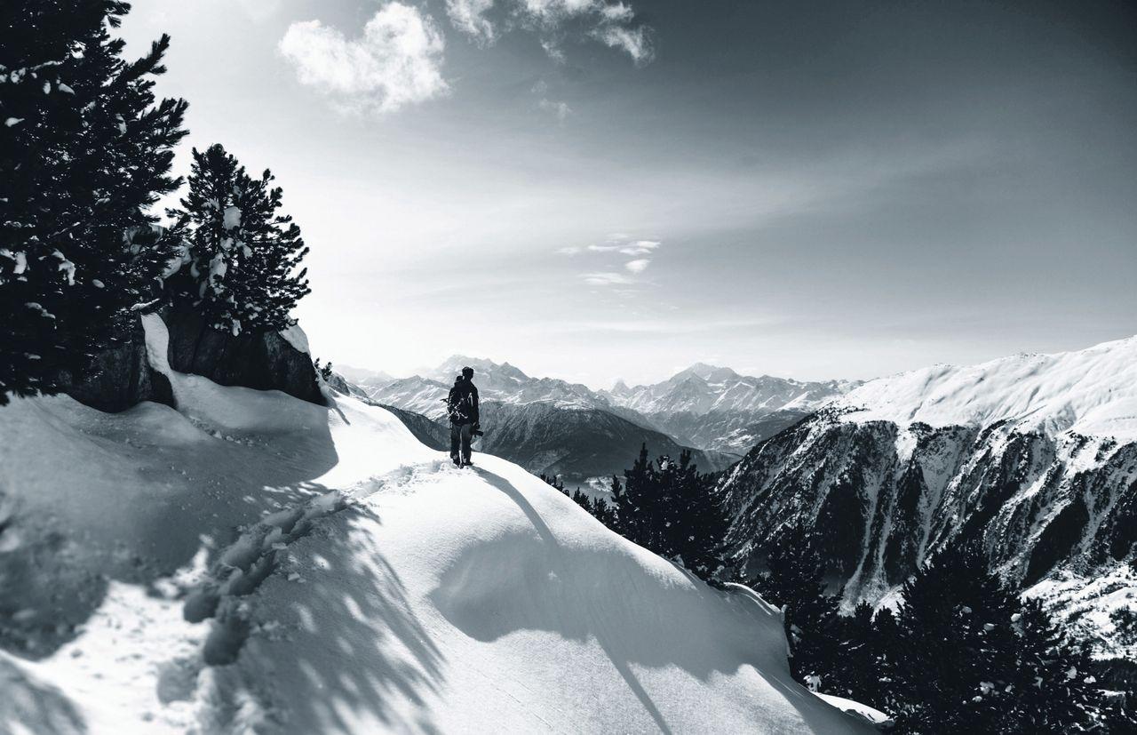 Snowshoe tours - Mountbee