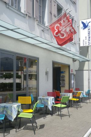 Café-Bar Schwanen, Beckenried