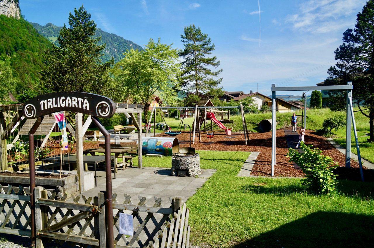 Playground Kirchmattli, Wolfenschiessen