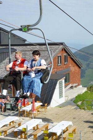 Berggasthaus Haldigrat, Wolfenschiessen