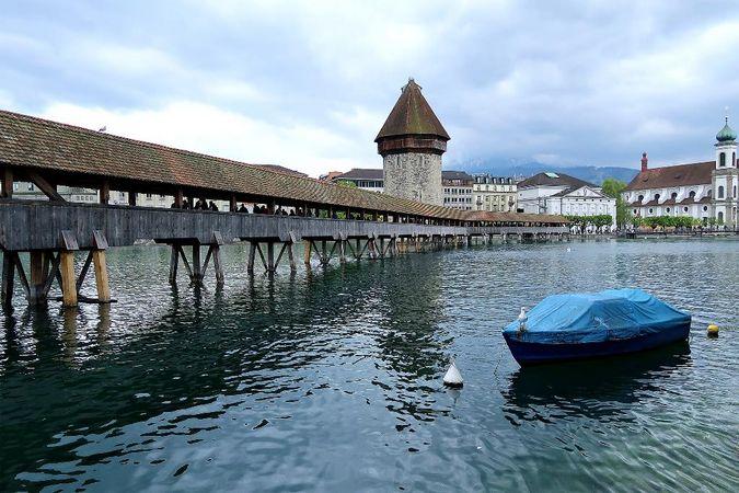 SchweizMobil 3: Nord-Süd-Route