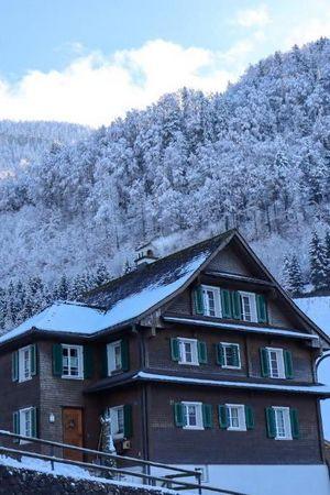 Szilvias Bergwiesenblick, Emmetten