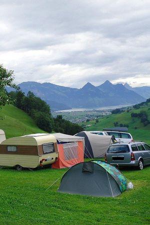 Camping Hostetten Ennetmoos