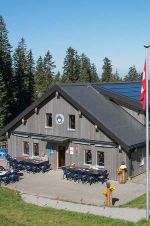 Naturfreundehaus und Bergbeizli