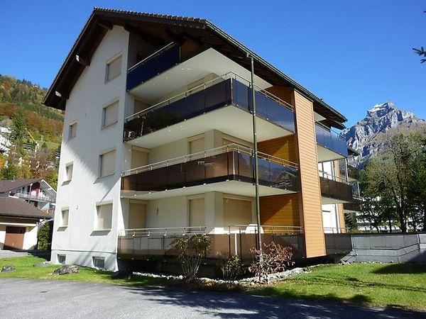 Holiday apartment Blumenweg 6