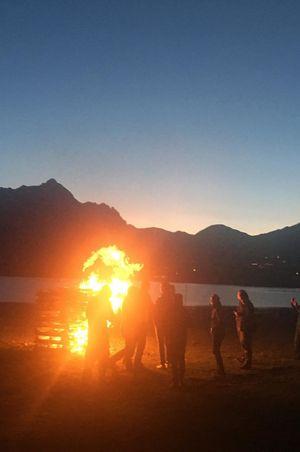 Feuerlaufen Mountbee